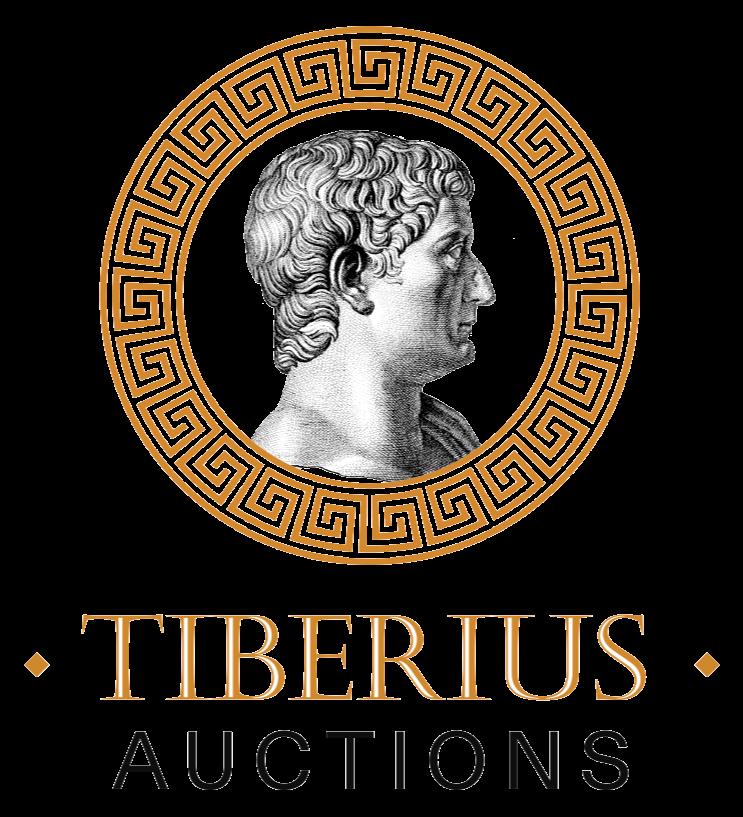 Tiberius Auctions Logo