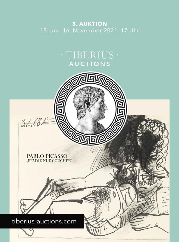 3. Tiberius Auktion